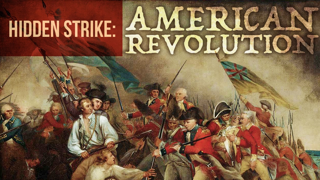 Hidden Strike: American Revolution project video thumbnail