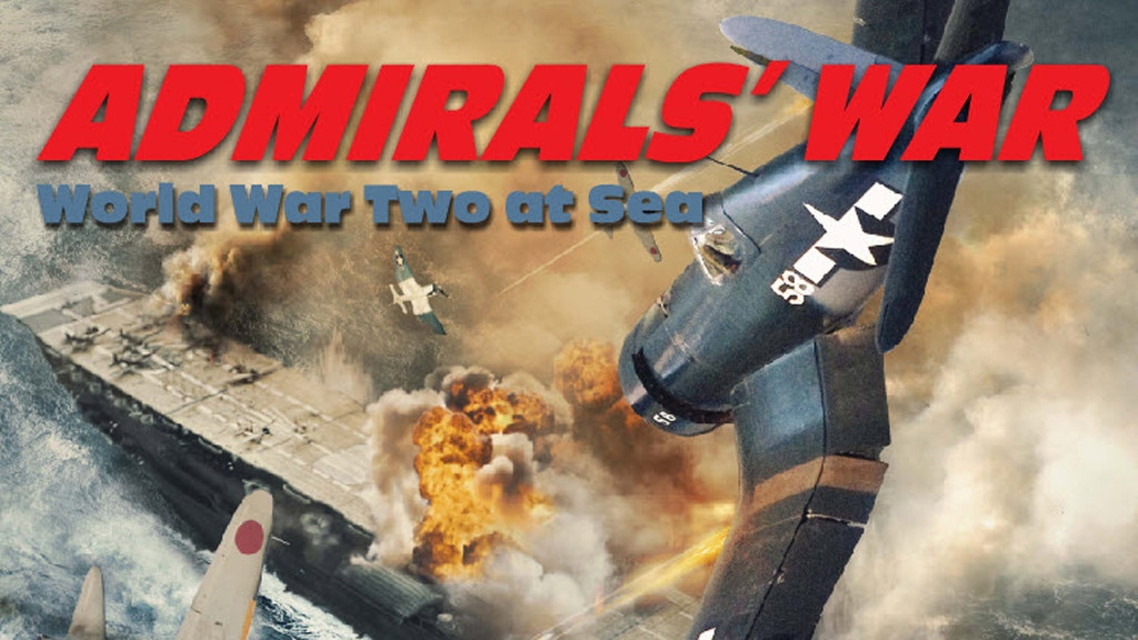Project image for Admirals' War: World War II at Sea Reprint and Expansion
