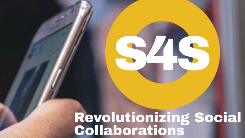 Project image for S4S App - Revolutionizing Social Media Collaborations