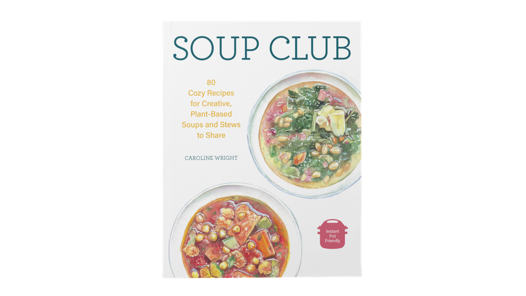 Soup Club Cookbook project video thumbnail