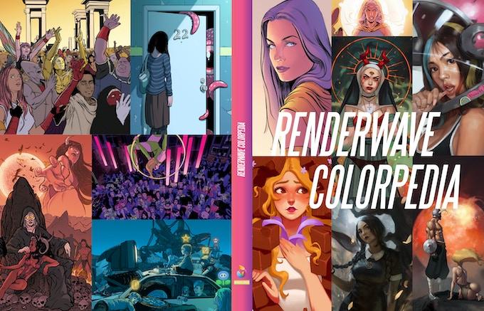 RENDERWAVE'S COLORPEDIA