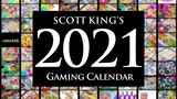 The 2021 Gaming Calendar thumbnail
