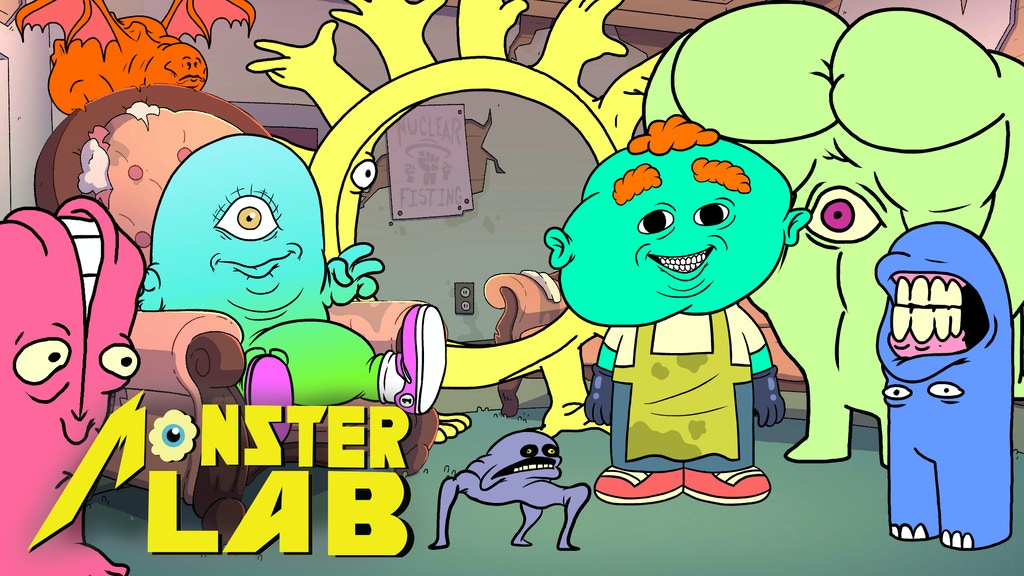 Monster Lab Season 1 project video thumbnail