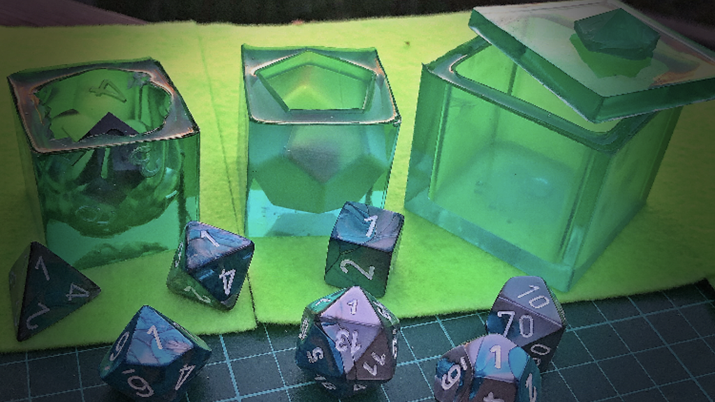 Project image for Naughty Dice Dungeon