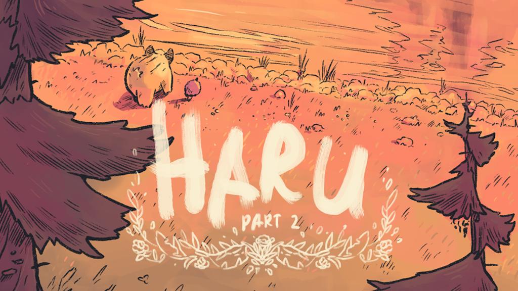 Haru - A Fantasy Adventure Comic project video thumbnail