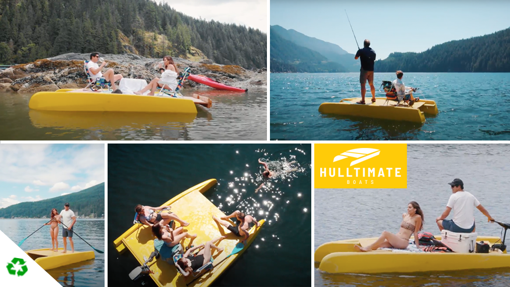 Hulltimate Boat Systems project video thumbnail