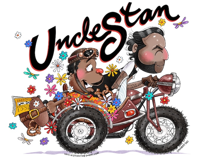 """CLICK THE LINK BELOW to help support the""""UNCLE STAN"""" campaign on INDemand andreceive Limited Edition Exclusive Items/Rewards."""