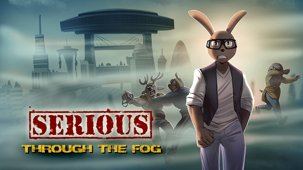 Serious: An Empowering Survival Adventure For All Ages project video thumbnail