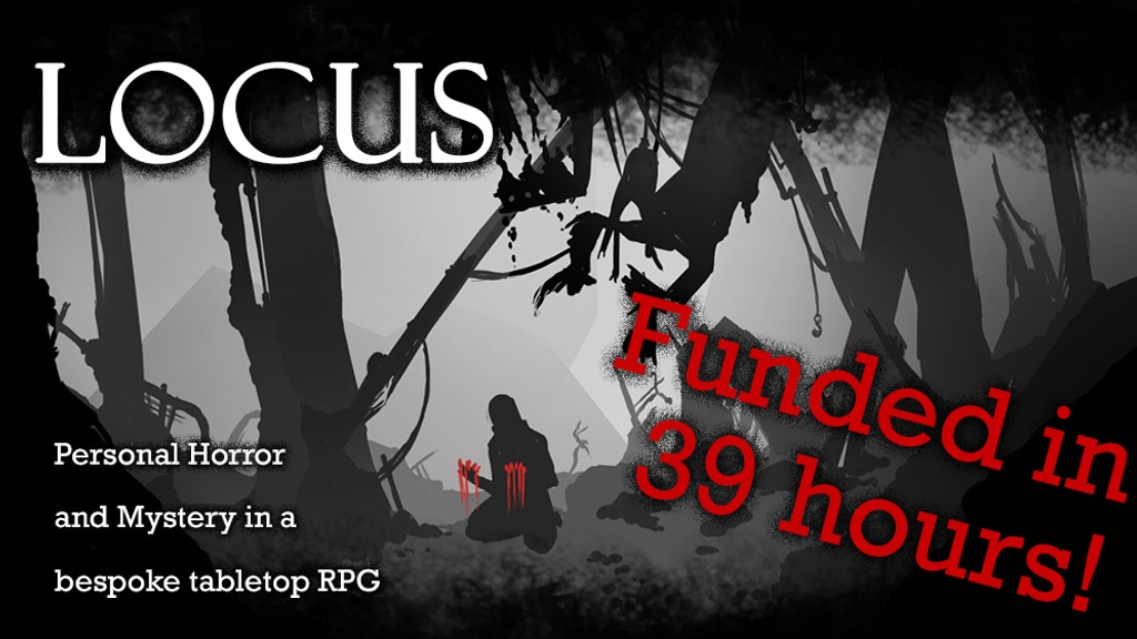 Locus: A Mystery-Horror TTRPG project video thumbnail