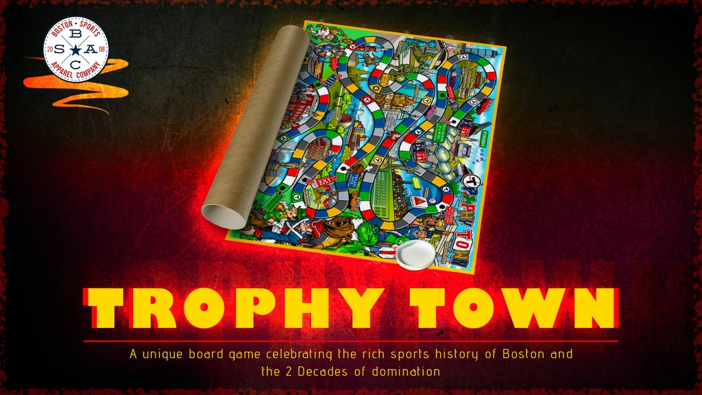 Project image for Trophy Town..