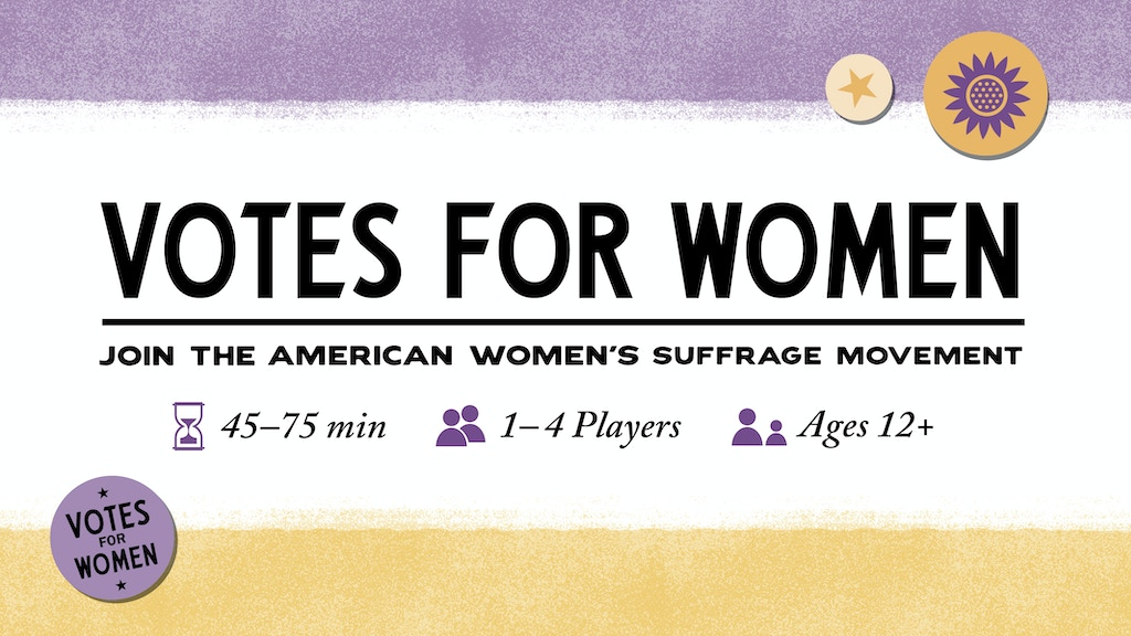 Project image for Votes for Women
