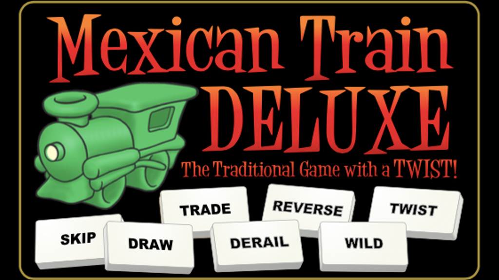 Project image for Mexican Train Deluxe