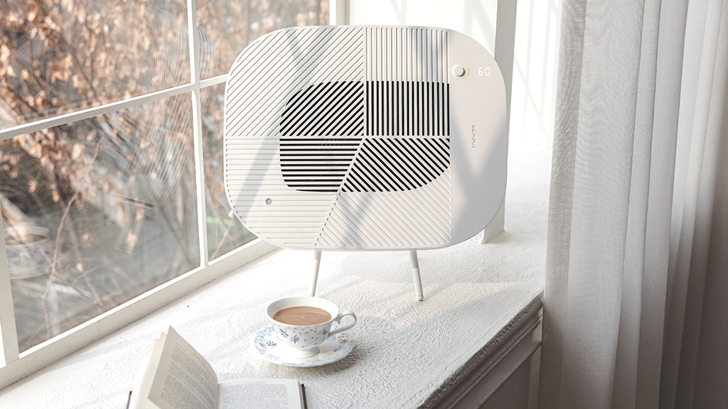 Löv – Air Purifier, a new way to style your space project video thumbnail