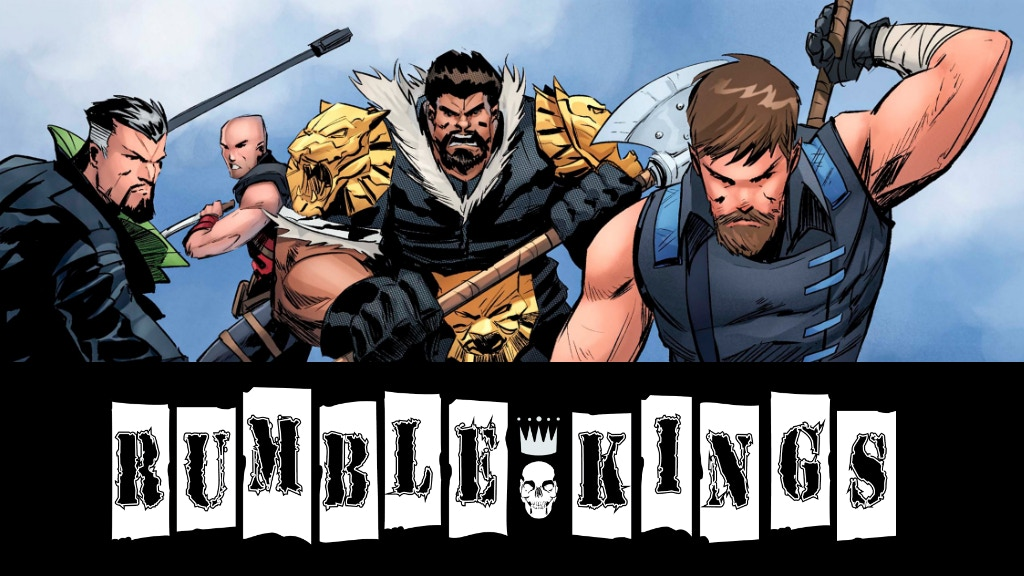 Project image for Rumble Kings #1-3