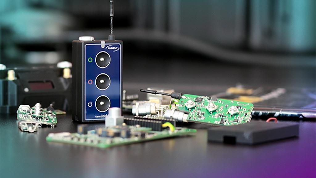 NanoLockit Logger - mark good & bad takes while on set project video thumbnail