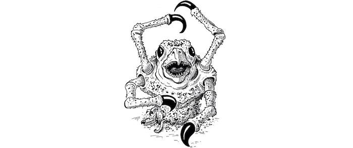 Swamp Dweller (Robert Gomez)