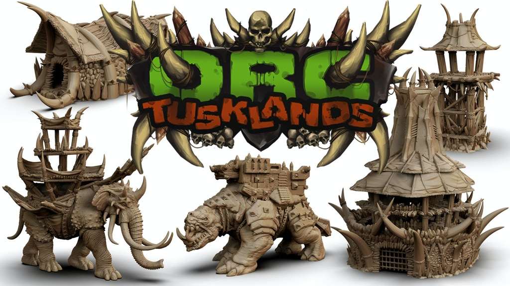 ORC Tusklands project video thumbnail