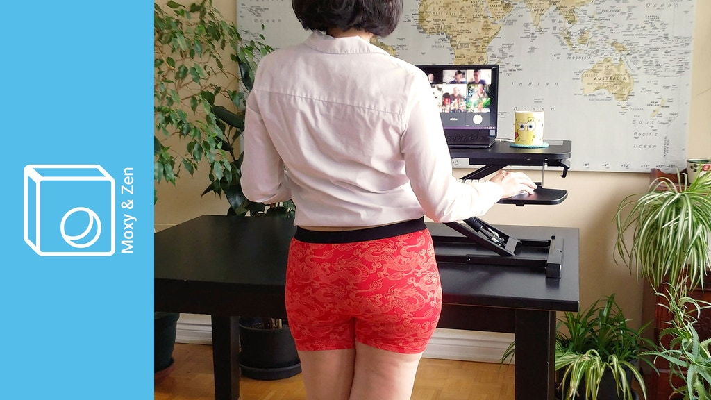 Zen-Inducing, Nerdy Underwear Made From Organic Bamboo project video thumbnail