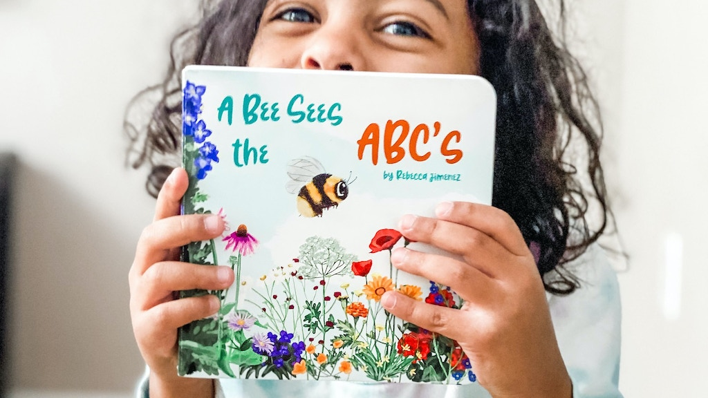A Bee Sees the ABC's