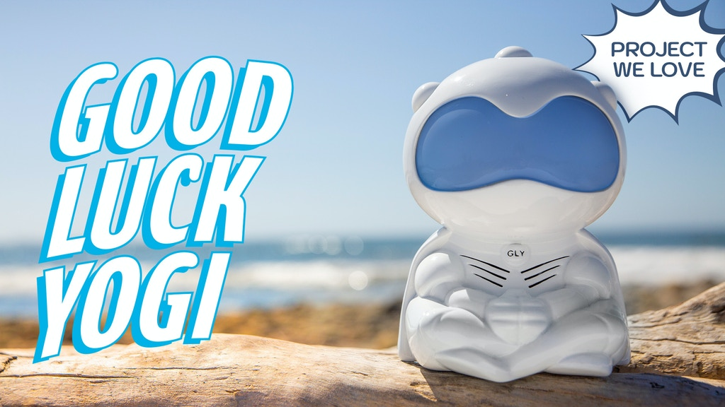 Good Luck Yogi - An Interactive Meditation Device for Kids project video thumbnail