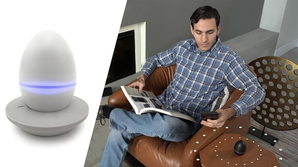 SmartEgg Pro: The Universal Remote & WiFi Smart Home Control