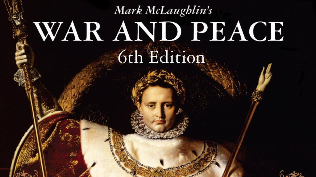 Project image for War and Peace 6th Edition