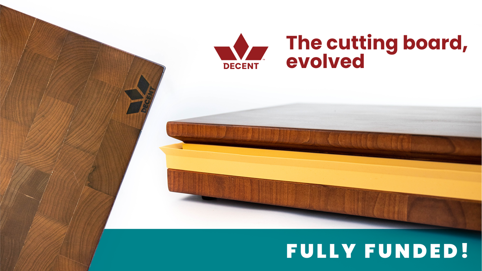 Northern Hard Maple | Self-healing end-grain | Embedded structural support | Innovative Silicone juice groove