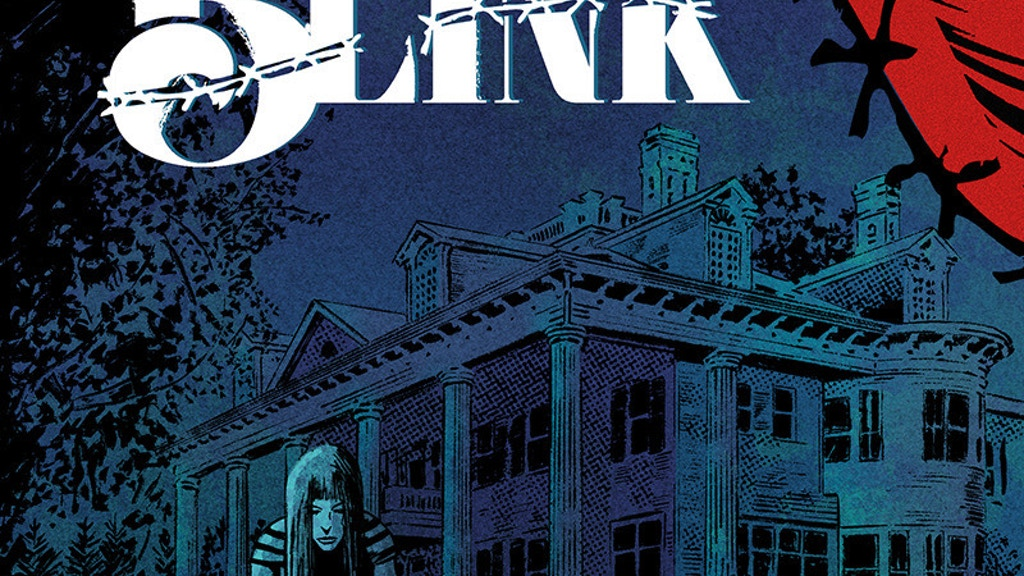 DON'T EVER BLINK Issue 1 (of 5) project video thumbnail