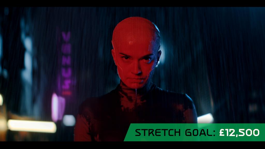 VENUS: A Short Cyberpunk Film - Final Phase project video thumbnail