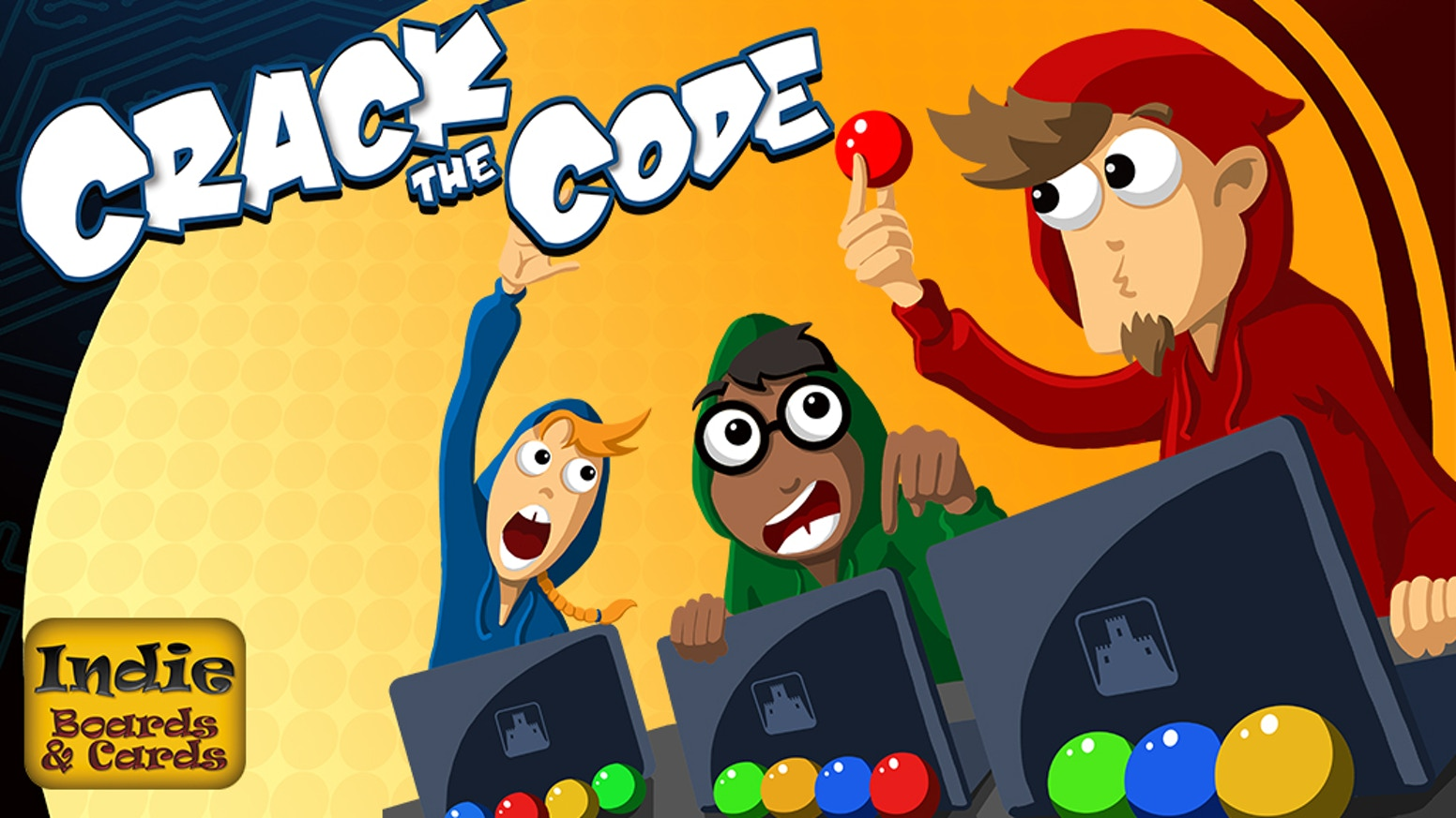 Your network has been compromised! It is up to you and your elite team of hackers to restore your program in this co-op puzzle game.