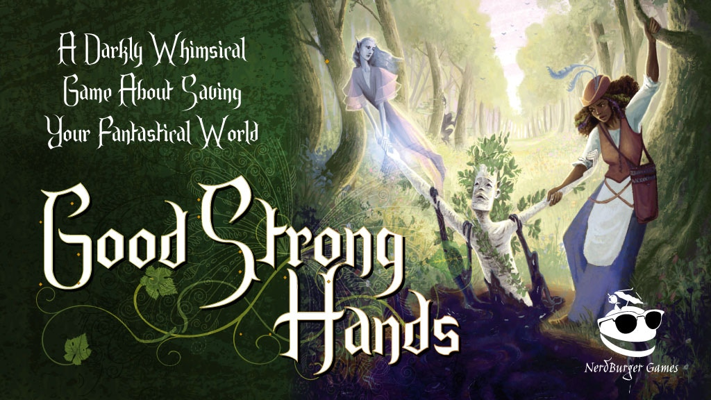 Good Strong Hands RPG project video thumbnail