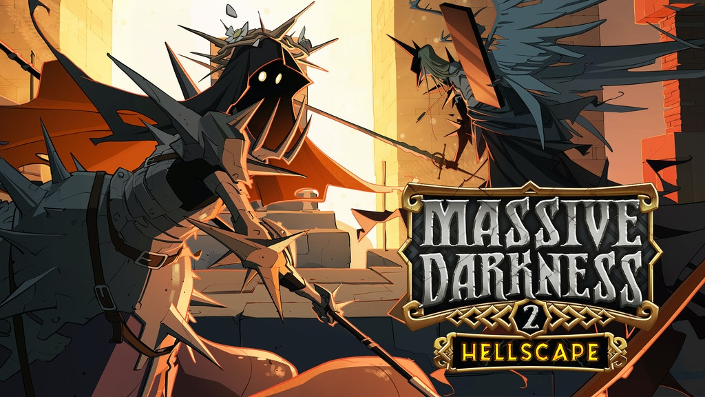 Massive Darkness 2: Hellscape project video thumbnail