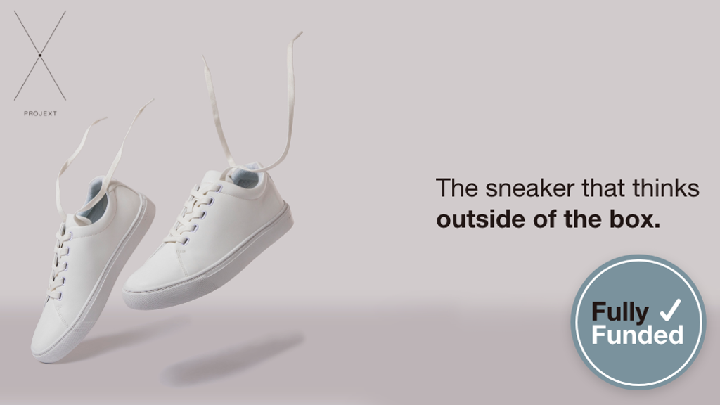 Scooter One Shoes: The Most Advanced Minimalistic Sneaker project video thumbnail