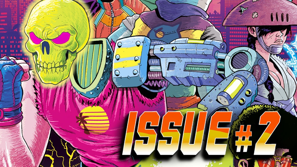 Blood Force Trauma: Issue 2 project video thumbnail