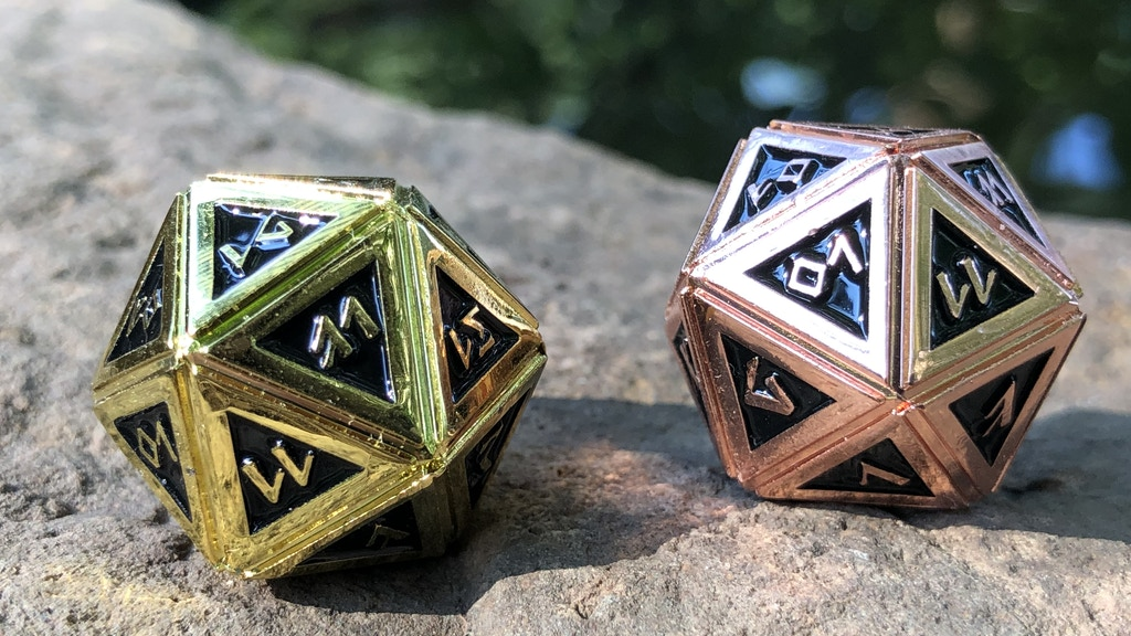 Project image for Dwarven Dice