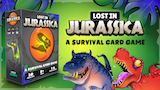 🦖 Lost In Jurassica | A Fast & Fun Survival Card Game thumbnail