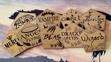 Wooden Magic the Gathering tokens thumbnail