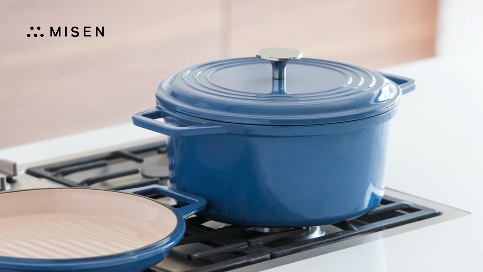 A cookware classic improved. Incredibly versatile, lasts forever, sold at an honest price.