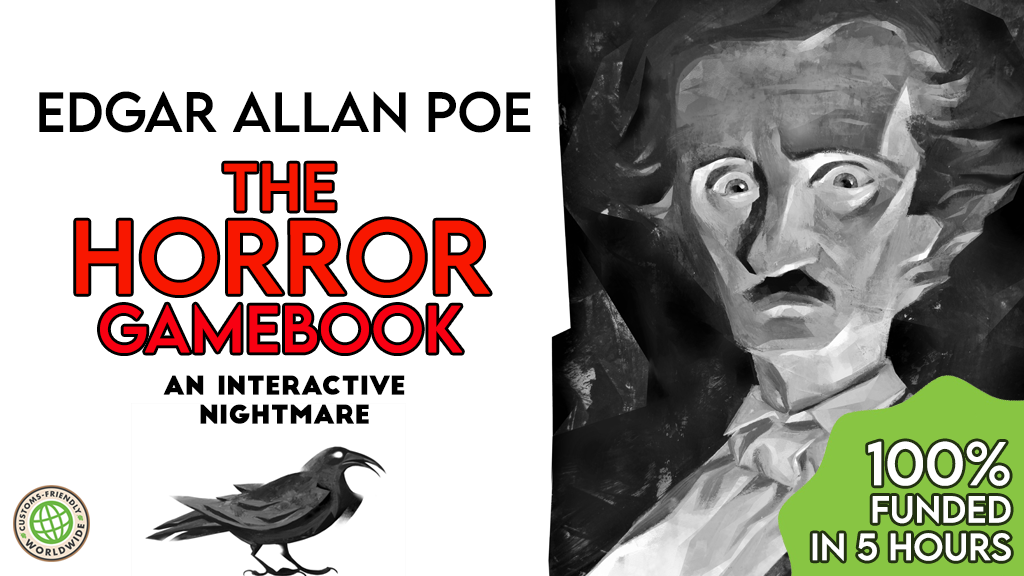 Edgar Allan Poe - The Horror Gamebook