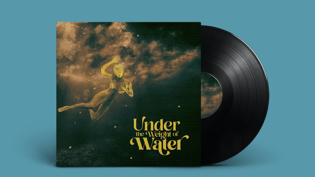 """Let's press the album """"Under the Weight of Water"""" onto vinyl project video thumbnail"""