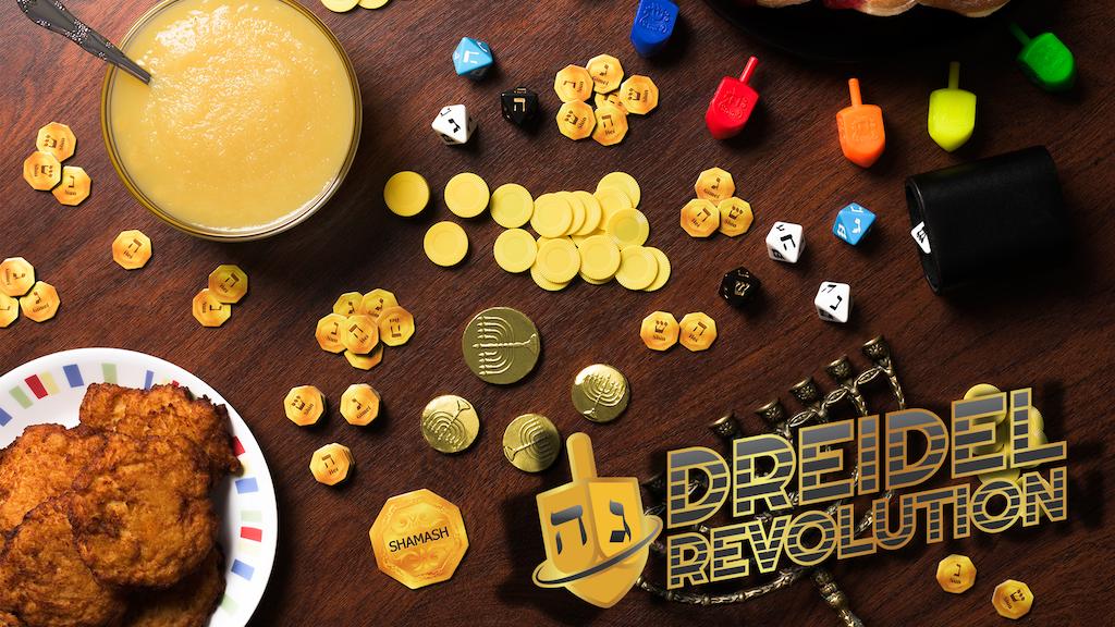 Project image for Dreidel Revolution