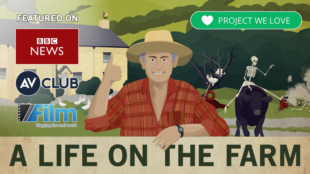 A Life On The Farm - Feature Documentary project video thumbnail