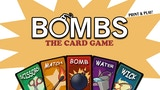 BOMBS: the card game. thumbnail