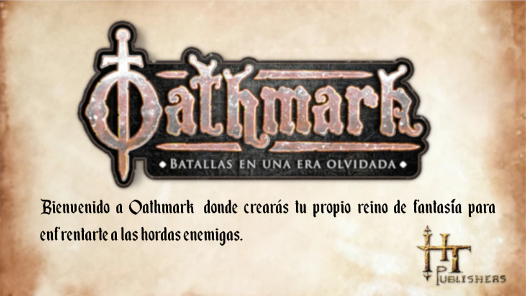 Oathmark en español project video thumbnail