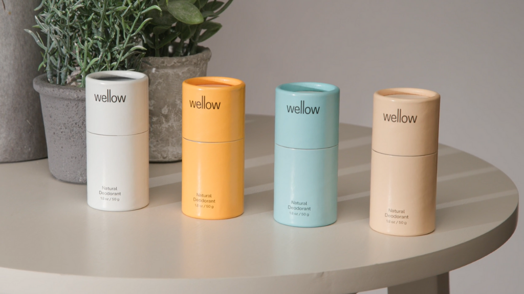Wellow - Sustainable Deodorant That Creates No Waste