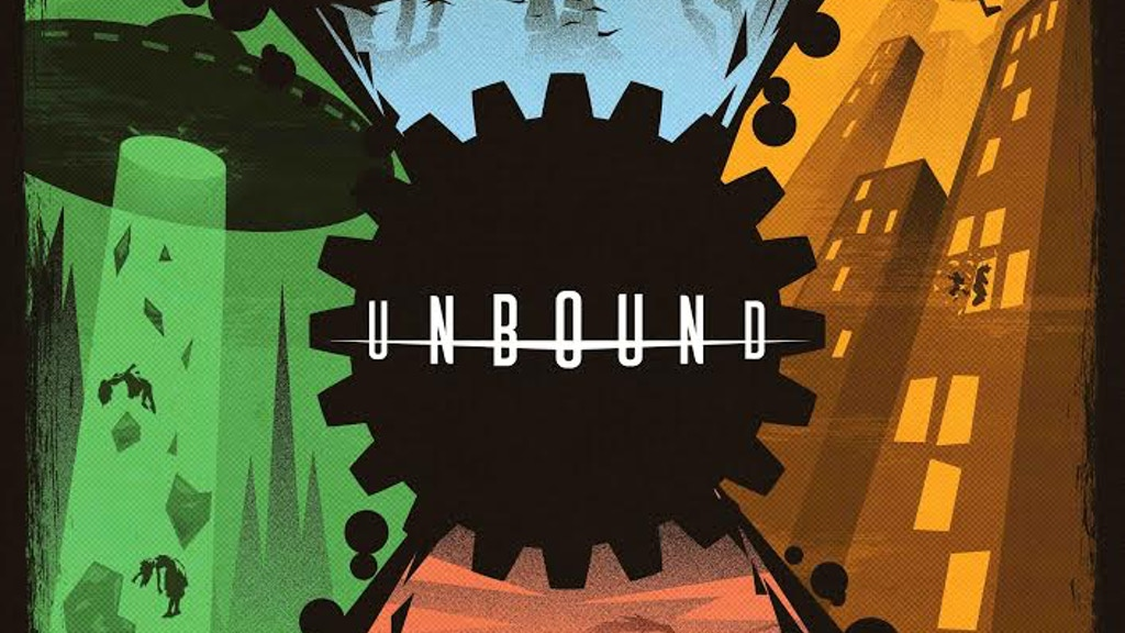 Project image for UNBOUND RPG Reprint