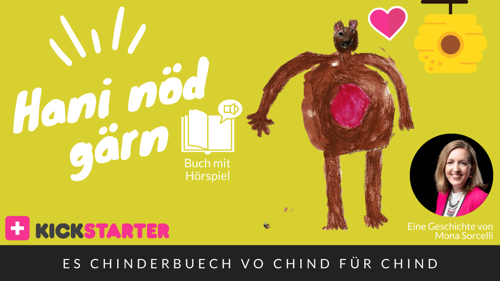 "Project image for ""hani nöd gärn"" s Buech vo Chind für Chind inkl. Hörspiel"