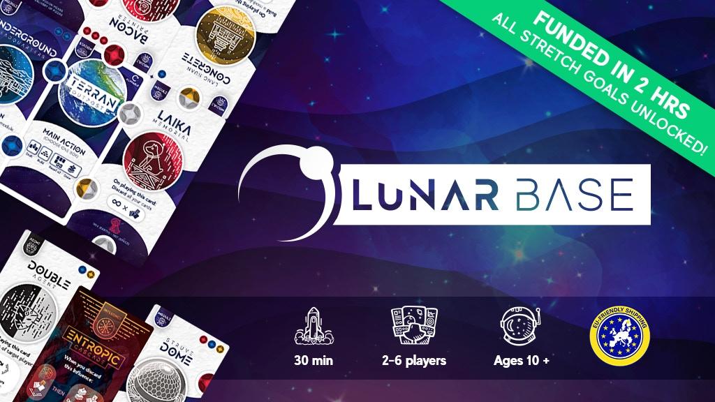 Lunar Base project video thumbnail