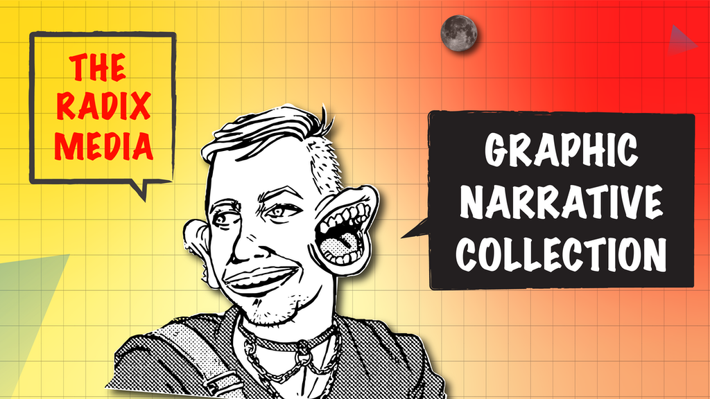 Radix Media Graphic Narrative Collection project video thumbnail