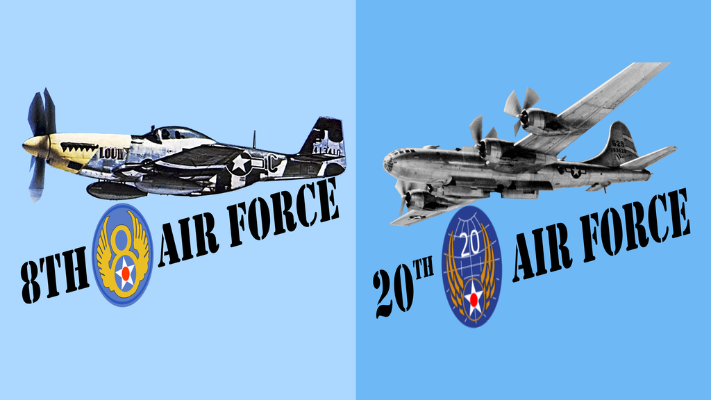 Project image for 8th Air Force/20th Air Force